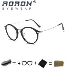 Harga Buy 1 Get 1 Freebie Aoron High Quality Fashion Retro Reading Glasses Comfortable Eyewear Anti Fatigue Computers Eyeglasses 866 Sand Black Intl Aoron