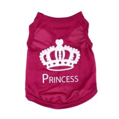 Harga Buy In Coins Cute Pet Puppy Anjing Princess Mantel Mahkota T Shirt Shirtvest Gaun Pakaian M 03 Internasional Branded