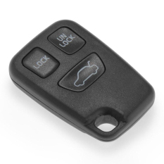 Buytra For Volvo 3 Kasus Kunci Tombol Remote Shell C70 S40 S60 S70 S80 S90 V70 V90 XC70 XC90