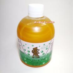 C1 shampo anti kutu untuk hewan  ukuran 500 ml