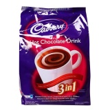 Cadbury Hot Chocolate Drink 15 Sachet Indonesia Diskon 50