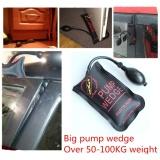 Toko Canvas Auto Entry Airbag Kuat Pompa Tangan Alat Tukang Kunci Mobil Pembuka Pintu Air Black 18X12Cm Intl Online Di Tiongkok