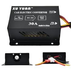 Mobil 30A Dc 24 V Untuk 12 V Efisien Power Supply Listrik Converter Intl Not Specified Diskon 40
