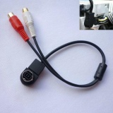 Mm X 80Mm Untuk Mobil Aux Kabel Input For Alpine Kca 121B Ai Net Tambahan Rca Tiongkok Diskon
