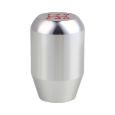 Campuran Aluminium Mobil Gir Tuas Tombol Tuas Transmisi Manual Tongkat Universal-Intl