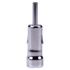 Car Auto Stereo Radio Antena Adaptor Konektor Plug DAFTAR NEGARA ISO untuk DIN (Perak)-Intl
