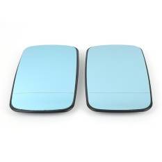 【cod & Ready Stock】mobil Biru Kaca Kiri + Sayap Kanan Cermin Panas Untuk Bmw E46 318 320 325 330 98-06-Intl By Lagobuy.