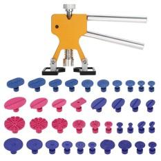 Jual Bodi Mobil Paintless Dent Repair Tools Dent Puller Tabs 38 Pcs Tab Lem Hail Removal Tool Intl Branded