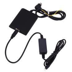 Mobil CD Adaptor 8 Jarum AUX Kabel Audio Konektor Antarmuka Digital Kotak untuk Volvo-Internasional