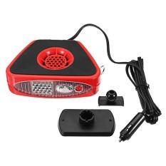 Mobil Heater Pemanas Penggemar dengan Putih Ringan Portabel Heating Penggemar Pengering Mobil Windshield Defroster Demister-Internasional