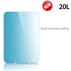 Harga Mobil Home Mini Kulkas 20L Quad Core Biru Intl Branded