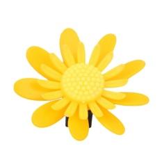 Mobil Multiflora Flower Air Outlet Wangi Parfum Klip Anti-memutar Freshener Diffuser-Intl
