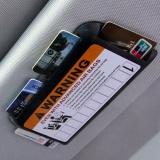 Car Parking Card High Speed Ic Kartu Klip Mobil Visor Clip Organizer Multifungsi Parkir Sementara Nomor Telepon Hitam Intl Oem Diskon