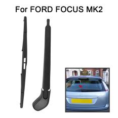 Model Lengan Wiper Kaca Belakang Mobil Dengan Pemurnian Segar Fungsi Purple Warna Pisau Lengkap Penggantian Ditetapkan Untuk Ford Focus Mk2 Terbaru