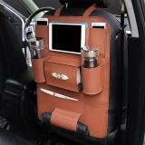 Beli Kursi Mobil Kembali Tas Organizer Penyimpanan Ipad Phone Holder Multi Pocket Kulit Intl Seken