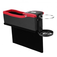 Jual Kursi Mobil Celah Organizer Kotak Penyimpanan Bag Holder Pocket Untuk Dompet Kartu Koin Kursi Penumpang Intl Online Di Tiongkok