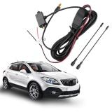 Toko Mobil Sma Antena Aktif Dengan Amplifier Built In Untuk Digital Tv Kuat Menerima Sinyal Intl Termurah