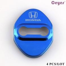 Rp 128000 Mobil Gaya Pintu Mengunci Sarung Dekorasi Perlindungan Kasus Anti Karat Untuk Honda Kewarganegaraan HRV Jazz