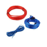 Spesifikasi Penguat Audio Mobil Subwoofer Kit Kabel Kawat Lengkap