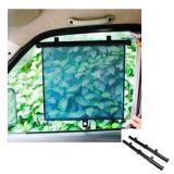 Jual Car Sun Block Curtain Tirat Penahan Sinar Matahari 2 Pcs Hitam Marlow Jean
