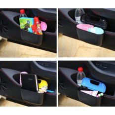 Car Trash Bin GEN 2 Kotak Tempat Sampah Mobil Mini Samping /  Wadah Sampah Didalam Mobil - Aksesori