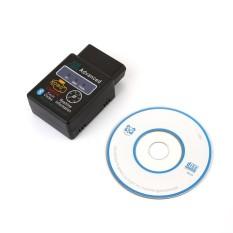 Mobil Truk Dudukan Bluetooth OBD2 Diagnostik Pemindai Kode Pembaca untuk ELM327-Internasional