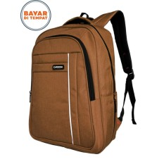 Toko Carboni Backpack Tas Ransel Laptop Ma00038 Red Raincover Waterproop Ber Logo Original Carboni
