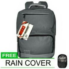 Carboni RA00041essential pack backpack high spec original -grey+raincover