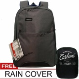 Jual Carboni Tas Ransel Limited Edition For Laptop 15 6 Inch Ori
