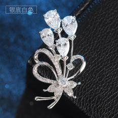 Perbandingan Harga Cardigan Suasana Mewah Kristal Peniti Bros Oem Di Tiongkok