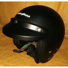 Spesifikasi Cargloss Retro Black Doff L