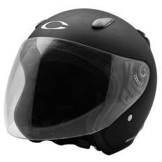 Harga Cargloss Ycn New Oackley Helm Half Face Black Doff Cargloss