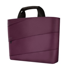 Beli Cartinoe 15 4 Fashion Laptop Bag Sleeve Bag G*rl Bag For Apple Macbook Air Pro(Purple Yang Bagus