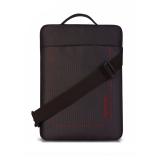 Cartinoe Melebihi Bahu Bag Case Portabel For Macbook Air 29 46 Cm Coklat Indonesia Diskon 50