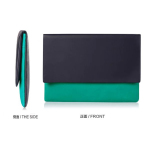 Beli Cartinoe Tas Laptop Untuk Macbook Air 11 6 Inch Ultrathin Pu Leather Case Biru Pakai Kartu Kredit