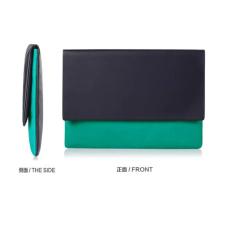 Promo Cartinoe Tas Laptop Untuk Macbook Air 11 6 Inch Ultrathin Pu Leather Case Biru