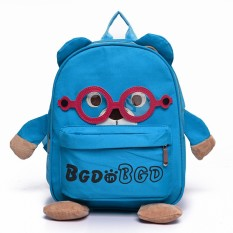 Toko Cartoon Kids Toddler Baby Boy G*rl Infant Kindergarten Primary Sch**l Cartoon Cute Children S Schoolbag Kindergarten Baby Shoulder Bag Fashion Bear 1 4 Year Old Backpack Cute Backpack Intl Lengkap Tiongkok