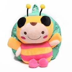 Spesifikasi Cartoon Kids Toddler Baby Boy G*rl Infant Kindergarten Primary Sch**l Cartoon Cute Children S Schoolbag Kindergarten Baby Shoulder Bag Small Bee Dolls 1 3 Year Old Backpack Cute Backpack Intl Murah Berkualitas