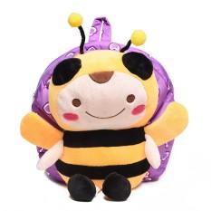 Promo Kartun Anak Balita Baby Boy G*Rl Bayi Taman Kanak Kanak Sekolah Dasar Kartun Anak Imut S Schoolbag Kindergarten Baby Shoulder Bag Kecil Bee Boneka 1 3 Tahun Backpack Cute Backpack Intl Akhir Tahun