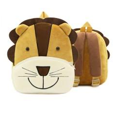 Jual Kartun Anak Balita Baby Boy G*rl Bayi Taman Kanak Kanak Sekolah Dasar Cute Zoo Children S Schoolbag Double Shoulder Bag Boneka Knapsack Cute Backpack Intl Di Tiongkok