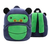 Jual Kartun Anak Balita Baby Boy G*rl Bayi Taman Kanak Kanak Sekolah Dasar Lovely Zoo Children S Schoolbag Double Shoulder Bag Boneka Knapsack Cute Backpack Intl Oem Original