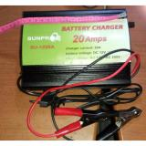 Harga Cas Aki Otomatis Charger Accu Aki Kering Basah Mobil Motor Dll Sunpro Battery Charger 20 Ampere Di Jawa Barat
