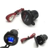 Harga Casan Hp Di Motor Usb Charger Voltmeter Nmax Aerox Vario Universal Yang Bagus