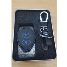 Casing KULIT Remote Kunci Grand INNOVA (2 Tombol)