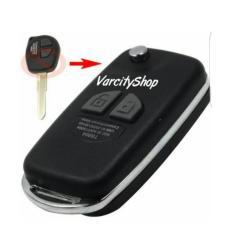 Casing Kunci Lipat / Flip Key 2 Tombol SUZUKI ERTIGA, dll BONUS LOGO