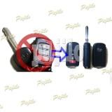 Jual Casing Kunci Lipat Flip Key Toyota Rush 3 Tombol Rumah Kunci Cover Bungkus Online Jawa Barat