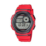 Jual Casio Ae 1000W 4Avdf Men S Watch Red
