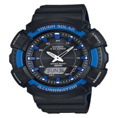 Spek Casio Analog Digital Jam Tangan Pria Hitam Strap Karet Ad S800Wh 2A2