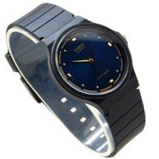 Beli Casio Analog Jam Tangan Pria Hitam Strap Karet Mq 76 2A Casio Dengan Harga Terjangkau