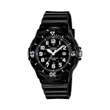 Jual Casio Analog Lrw 200H 1Bvdf Women S Watch Black Original